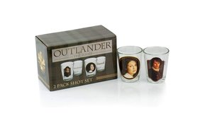 Glass: Outlander Shot Set, 2pk