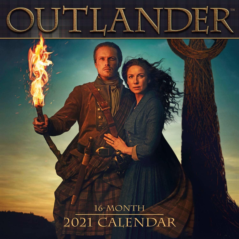 Outlander Calendar: Outlander 2021