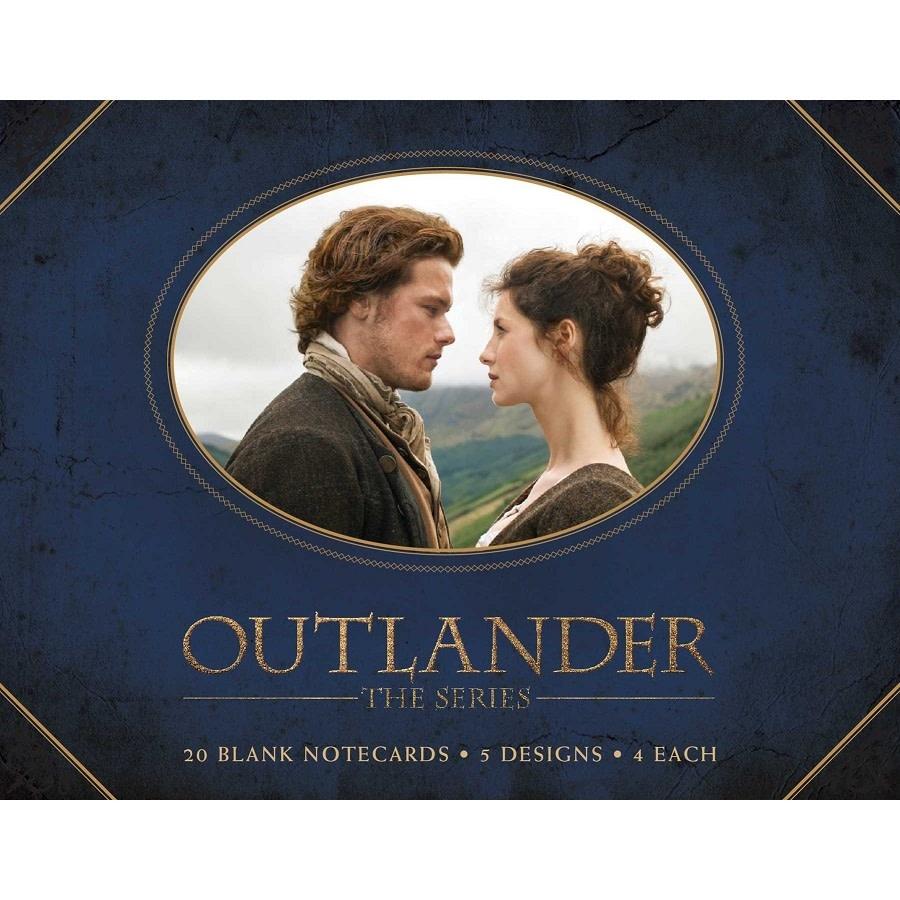 Notecards: Outlander Set (20)