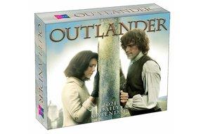 Calendar: Outlander Desktop 2021