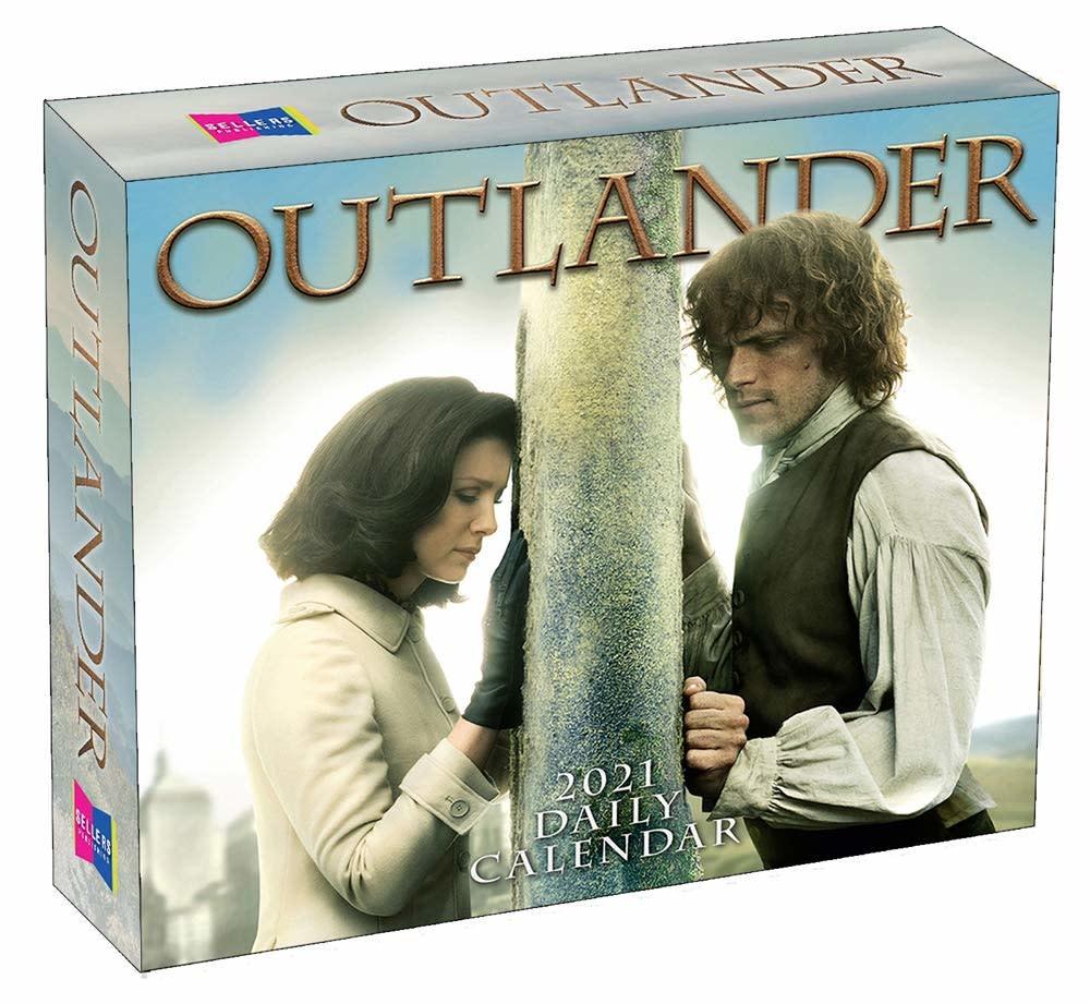 Outlander Calendar: Outlander Desktop 2021