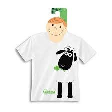 T Shirt: Child Sheep