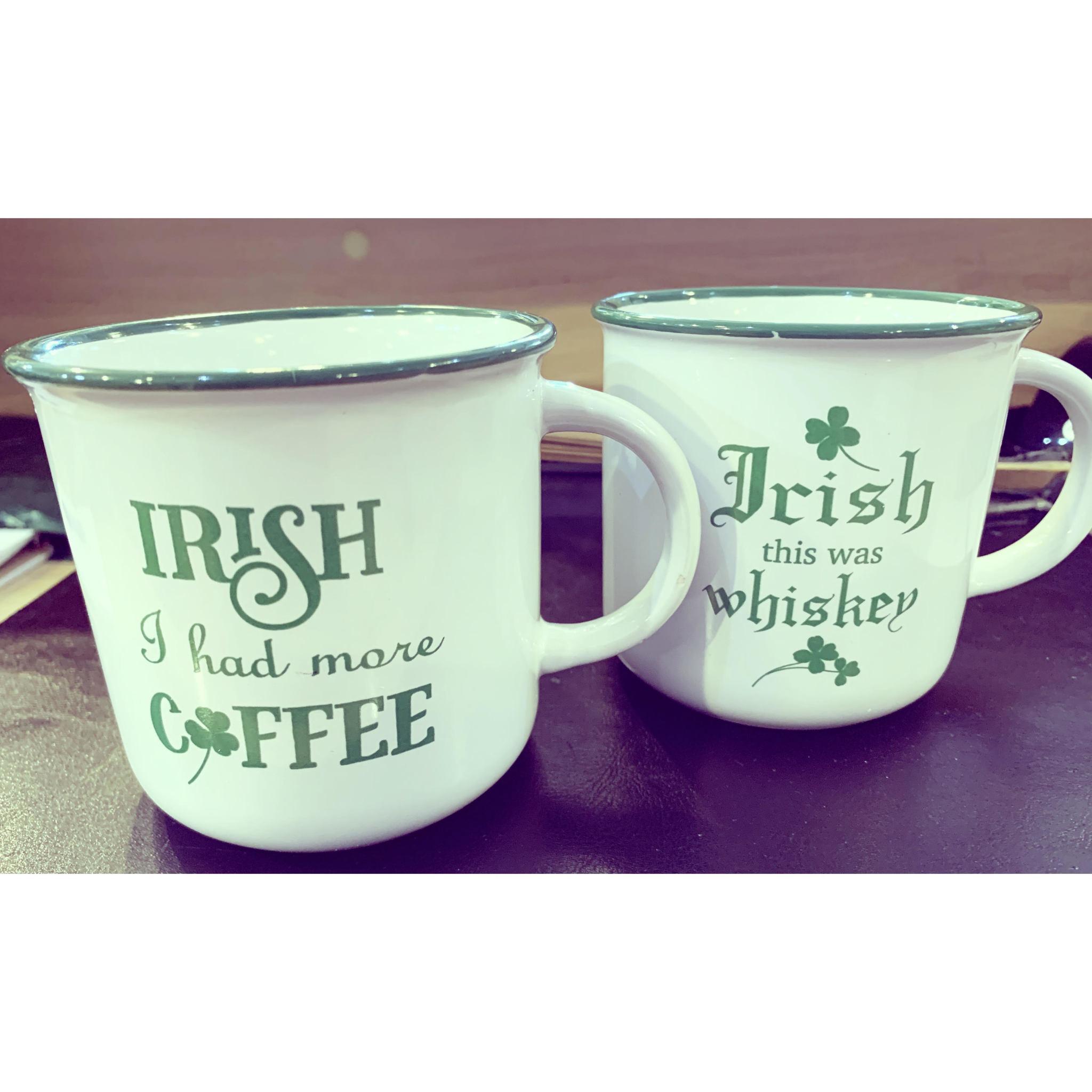Mug: Irish Saying