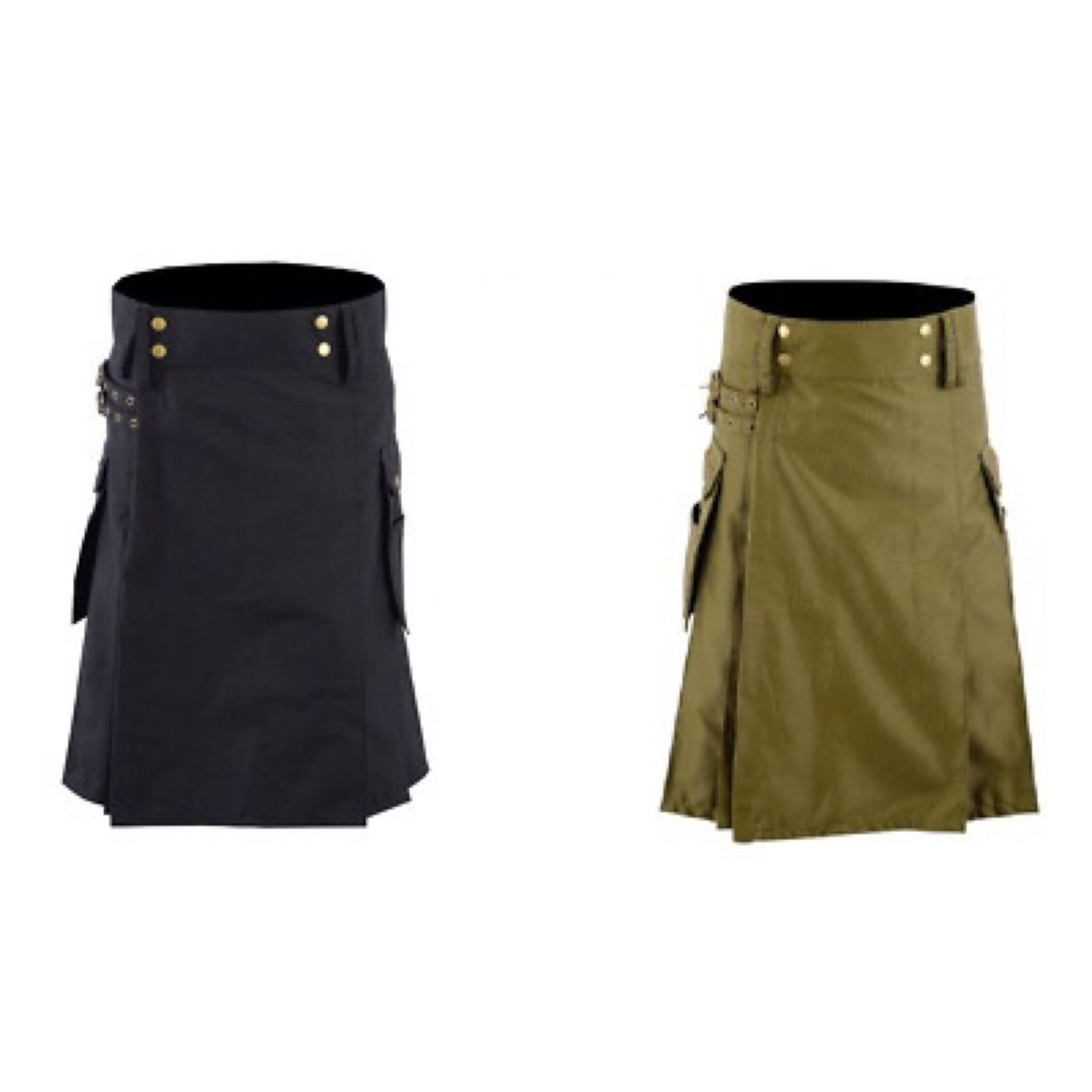 Kilt: 2-pocket Utility
