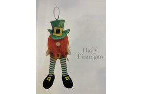 Toy: Hairy Finnegan Small