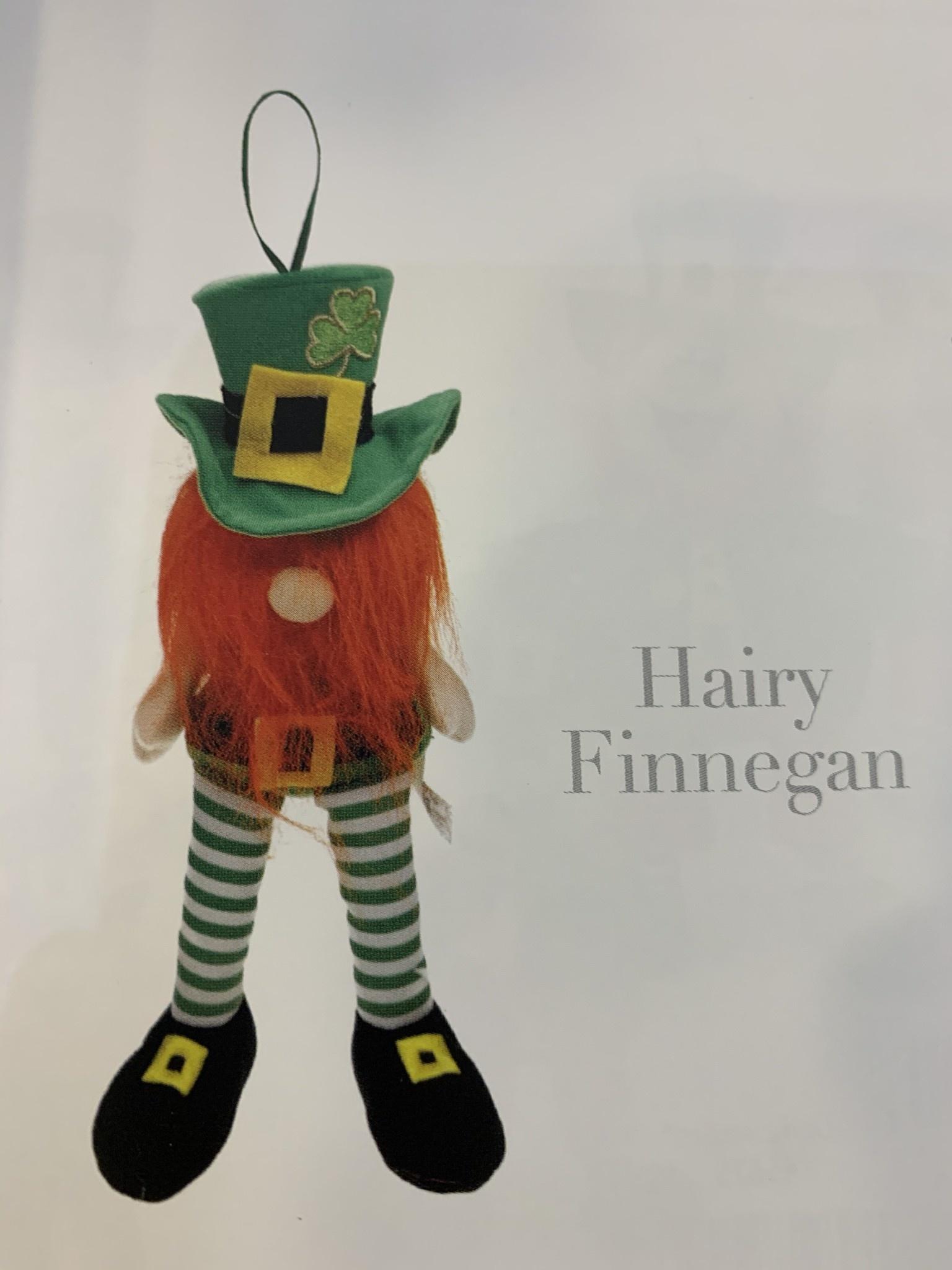Toy: Hairy Finnegan Small