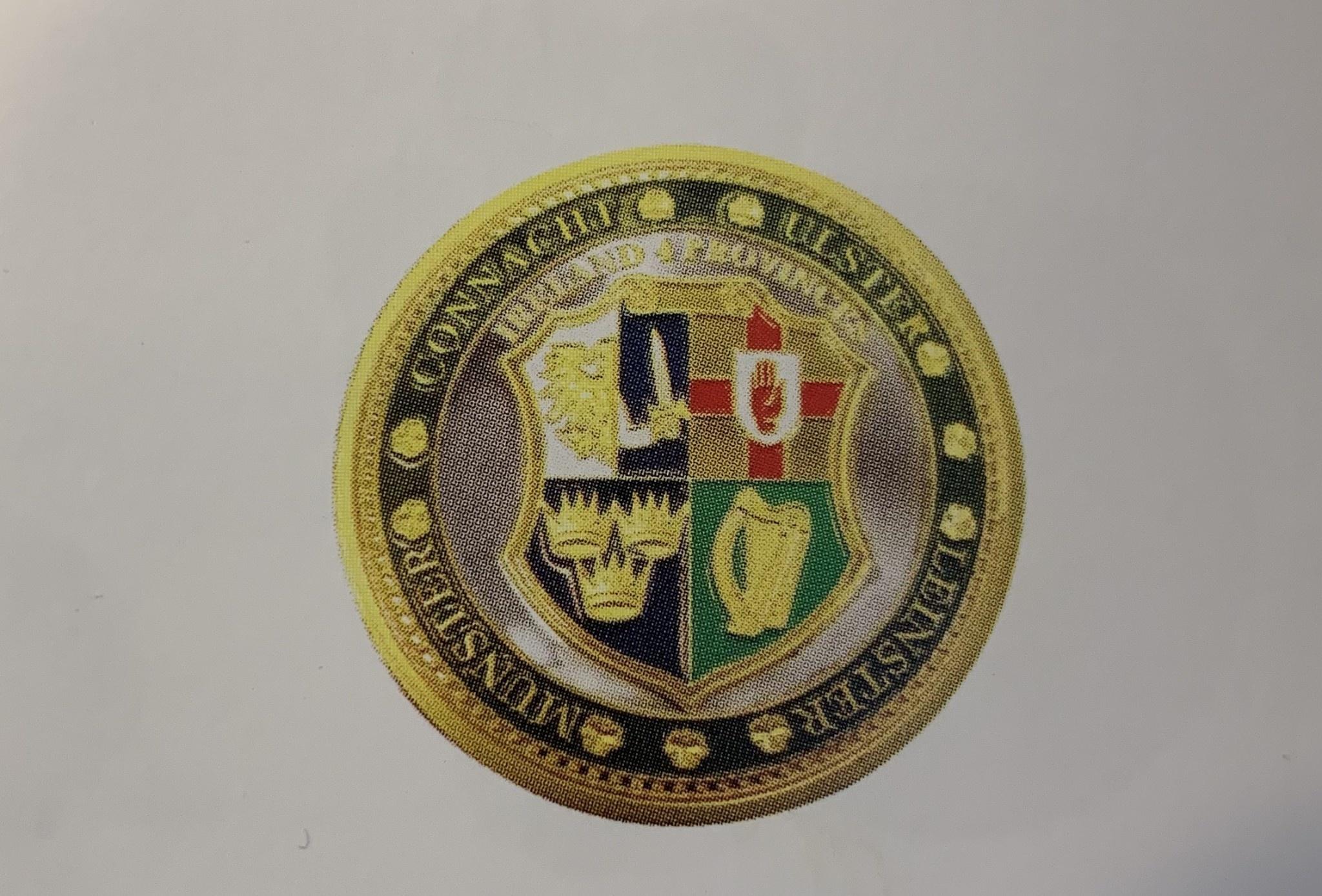 Charm: Collectors Coin Four Provences Color