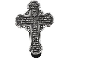 Visor Clip: Irish Blessing