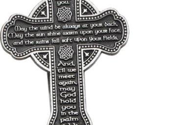 Visor Clip: Irish Blessing