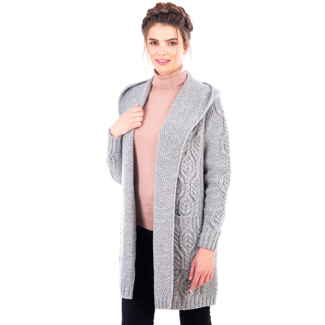 Sweater: Long Hood