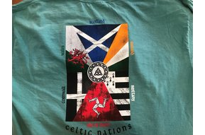 Shirt: Lg Slv Celt Nations