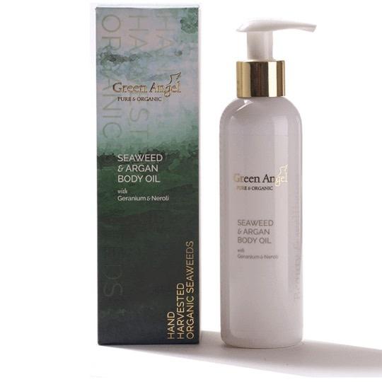 Beauty: Grn Agl Body Oil