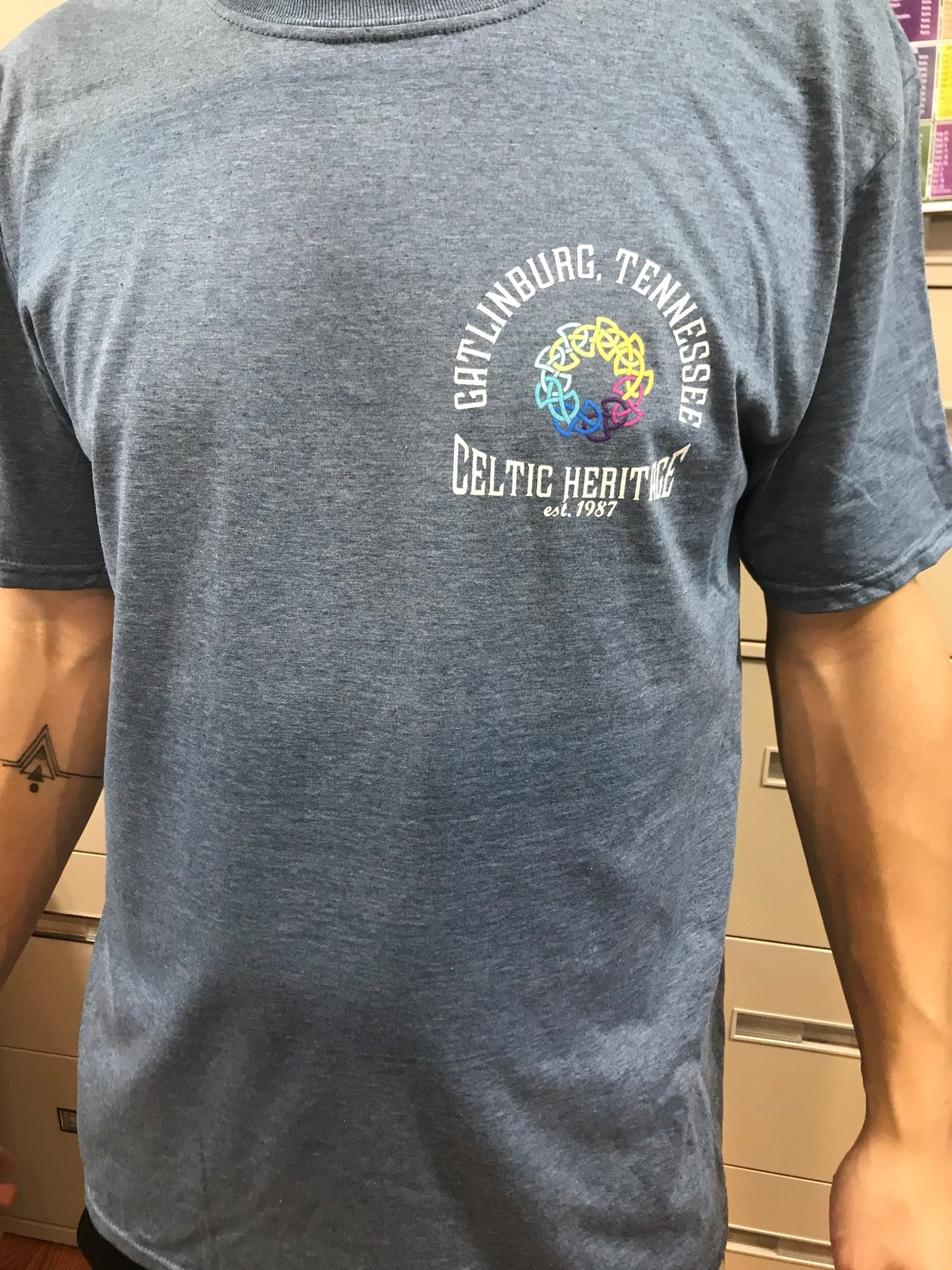 Shirt: Men Celt Nations