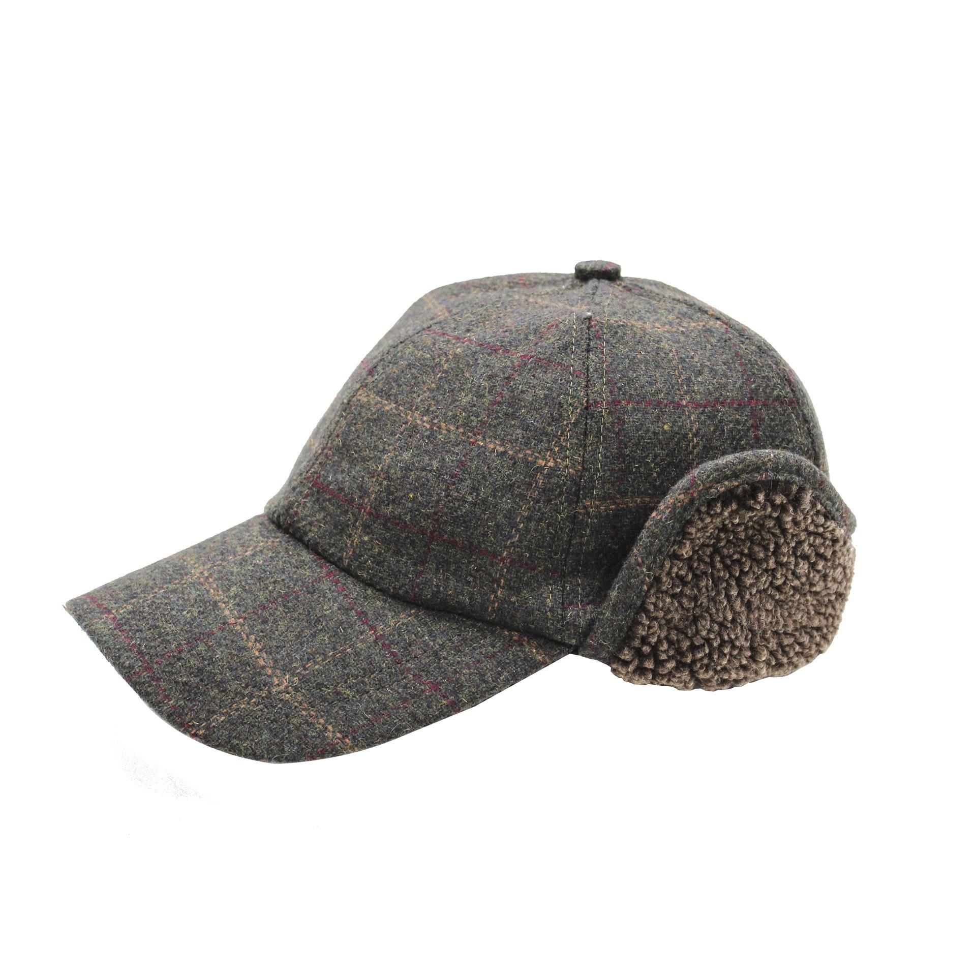 Hat: Heritage Grn Tweed