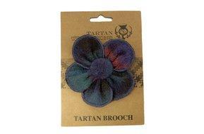 Brooch: Tartan Campbell Cawdor