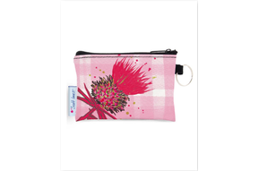 Coin Purse: Rose Thistle