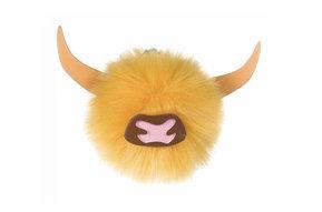 Magnet: Cow Pom Pom