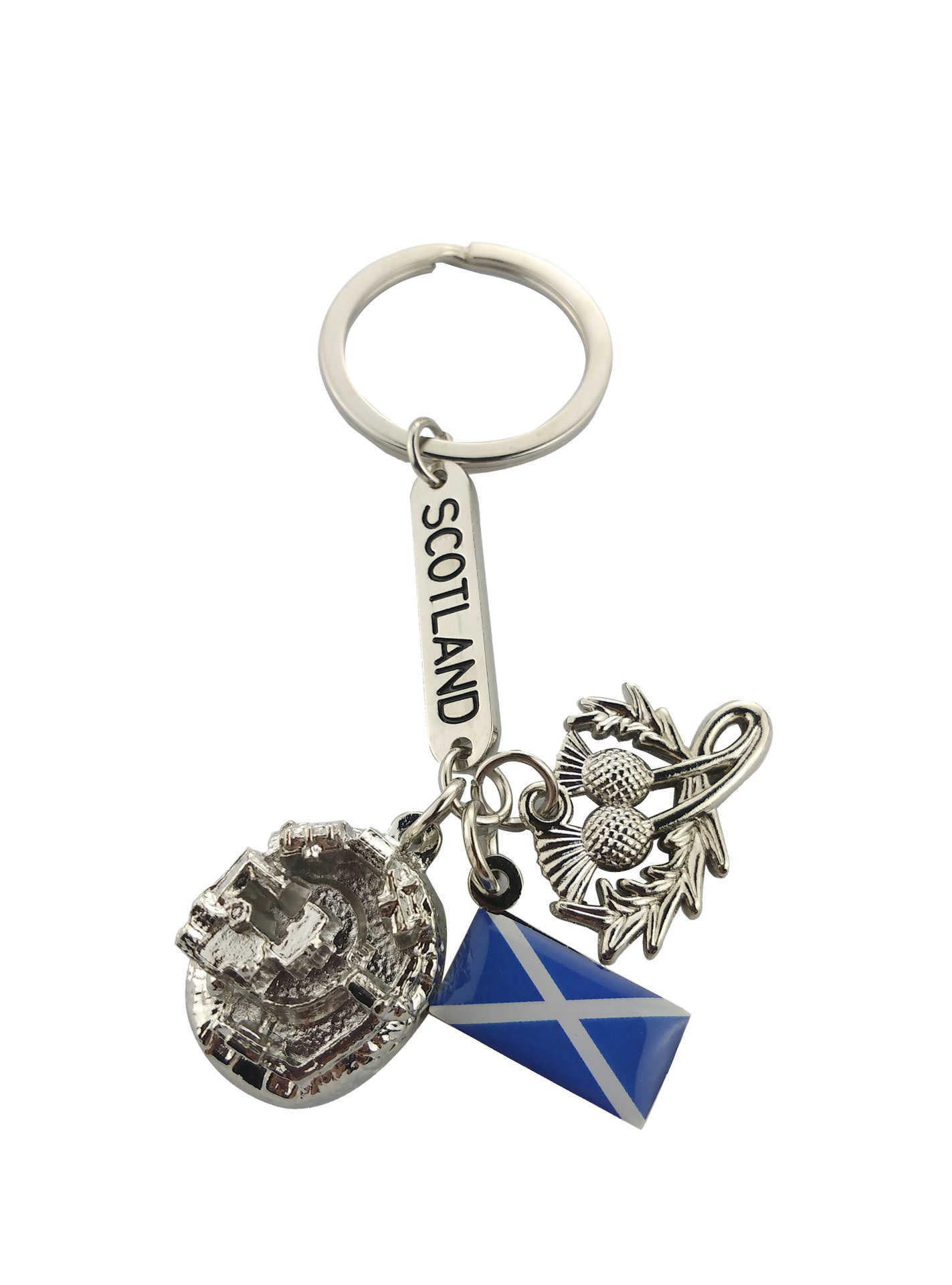 Keyring: Scot Assort