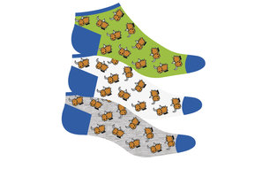 Socks: Highland Cow