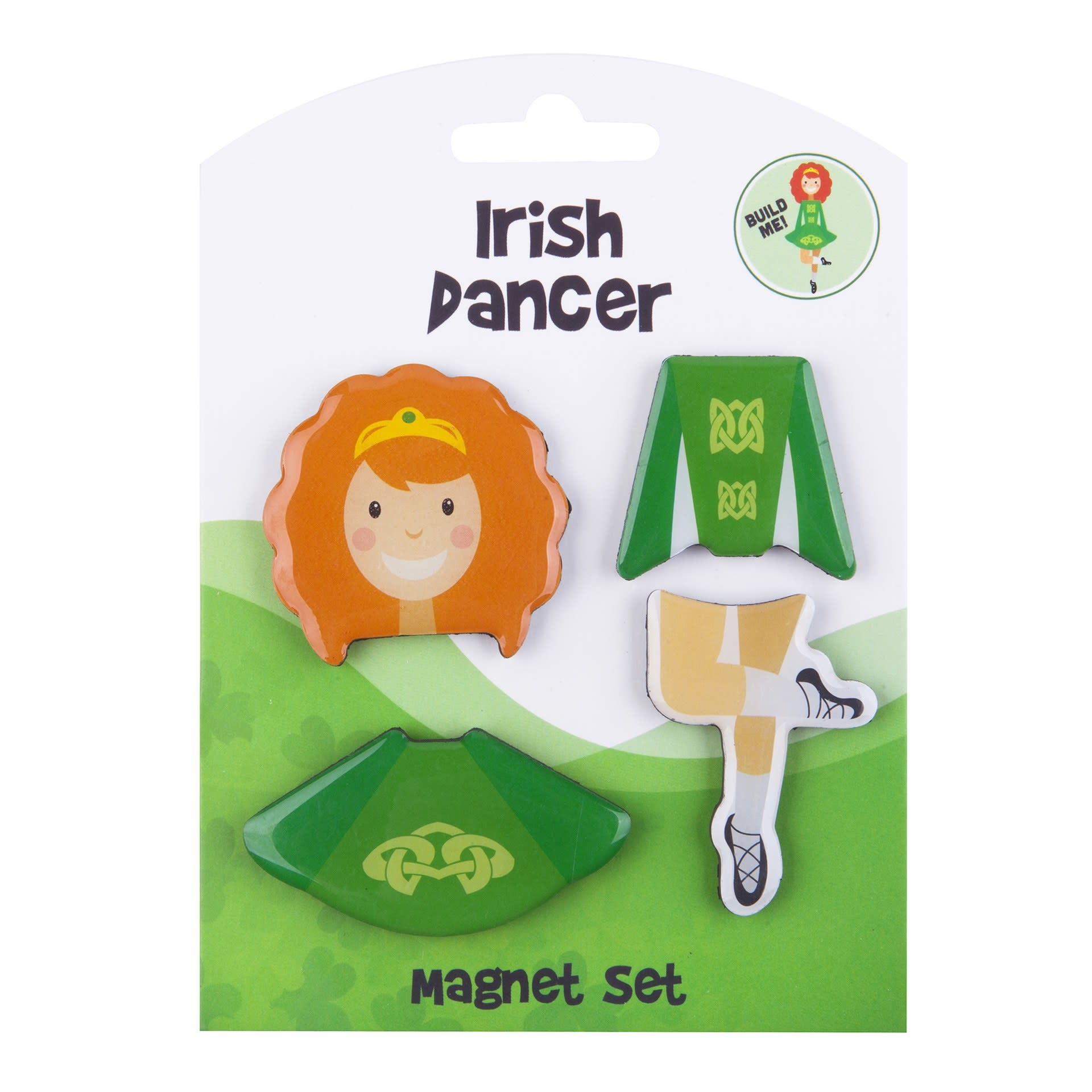 Magnet: Irish Dancer