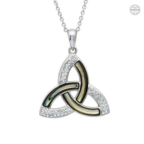 Shanore Pendant: Abalone Trin