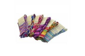Sock: Knitted, Ladies 8-11, 75% Wool/Polyamide