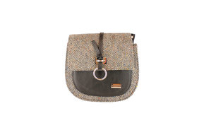 Bag: Grace Brwn Herringbone