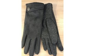 Gloves: Celtic Charcoal