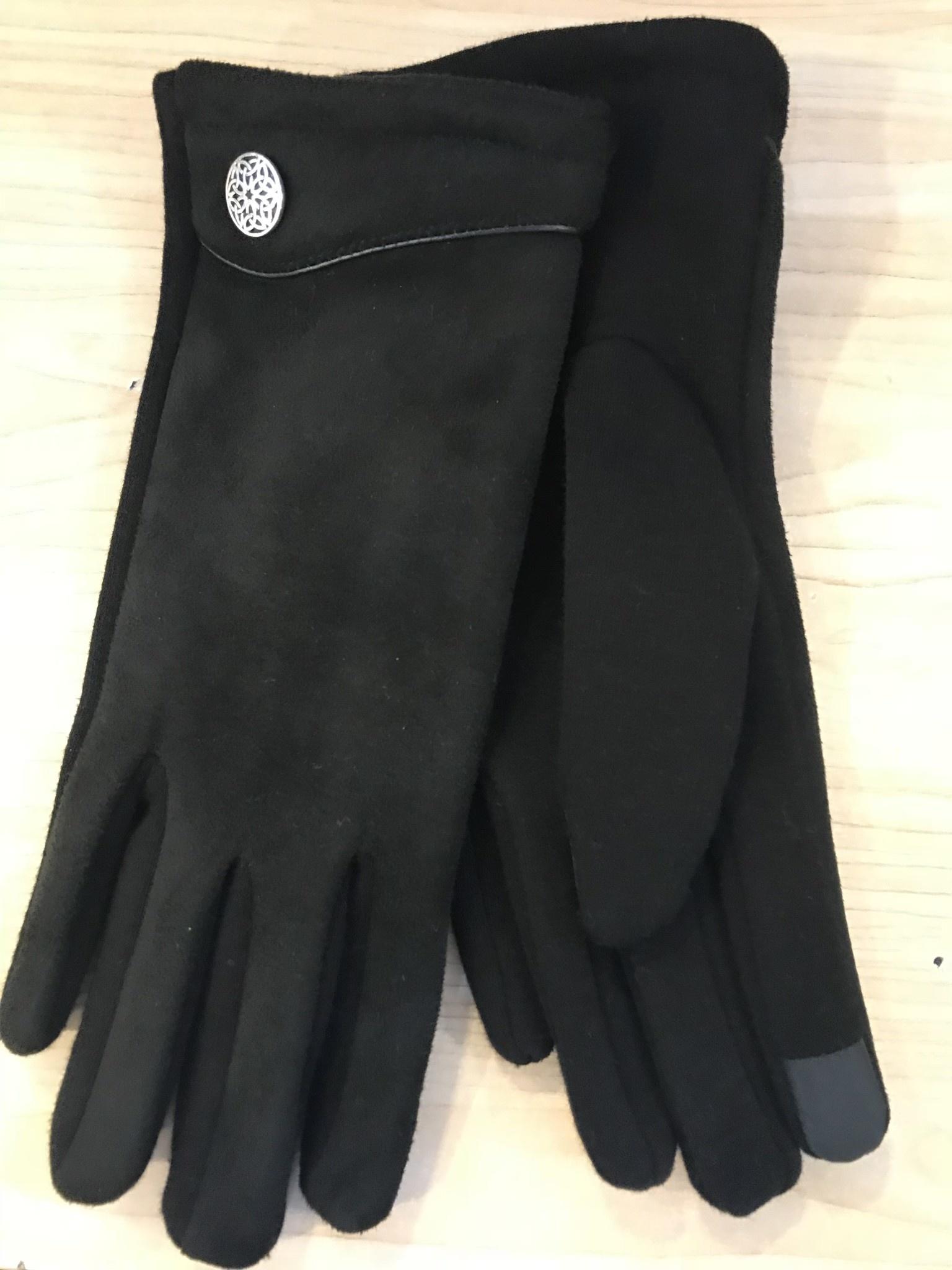 Gloves: Celtic Black
