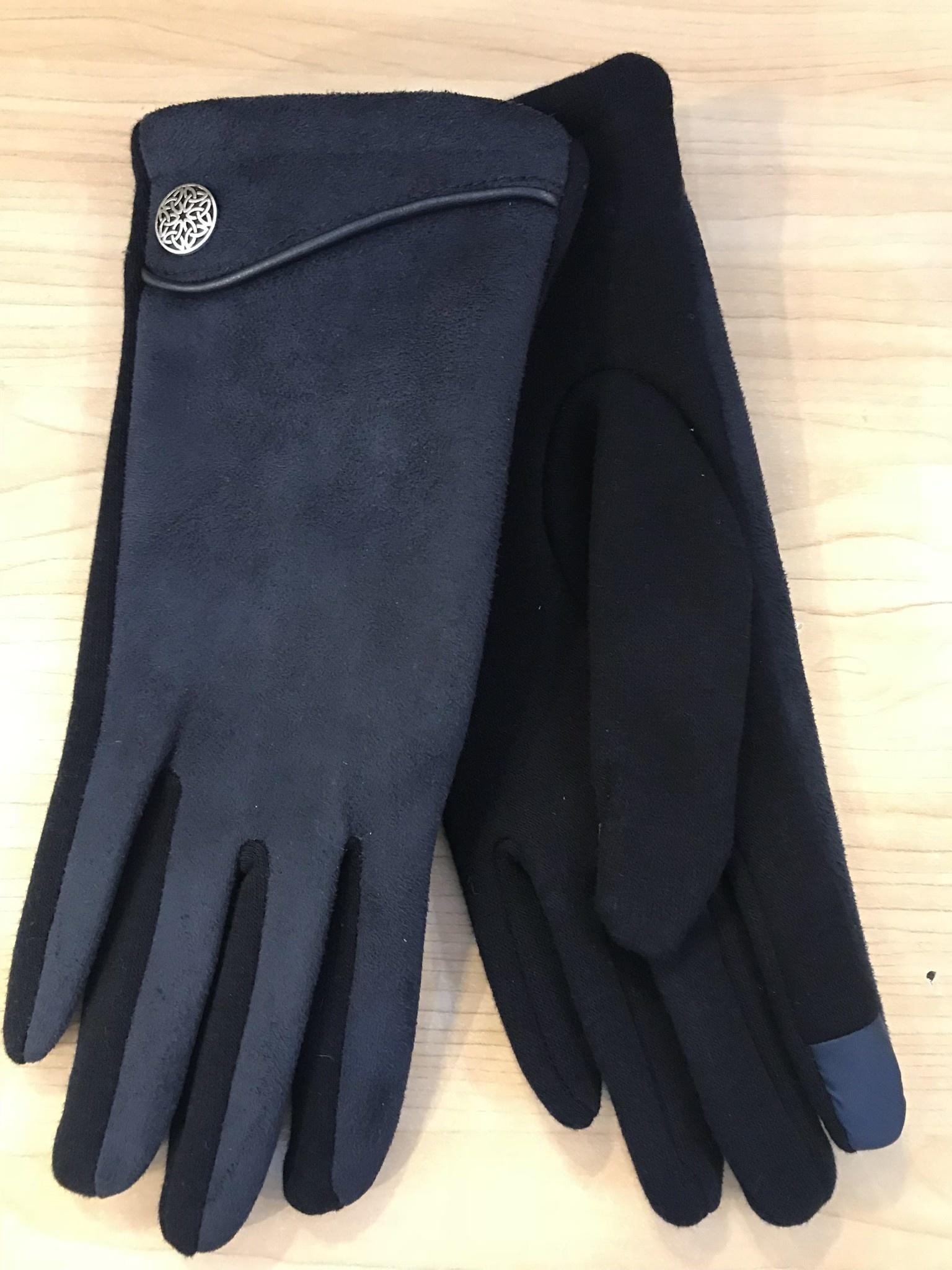 Gloves: Celtic Navy