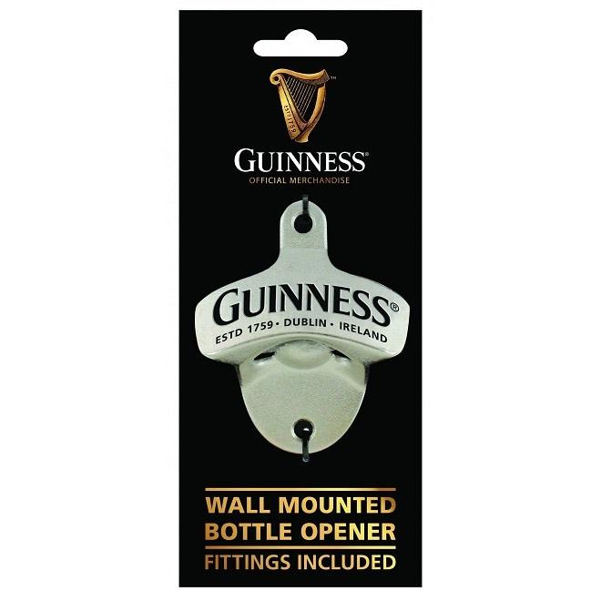 Guinness Guinness: Wall Mount Bottle Opener
