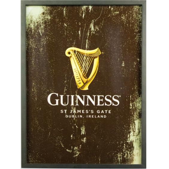 Guinness Guinness: LED Box Sign,15x22x3