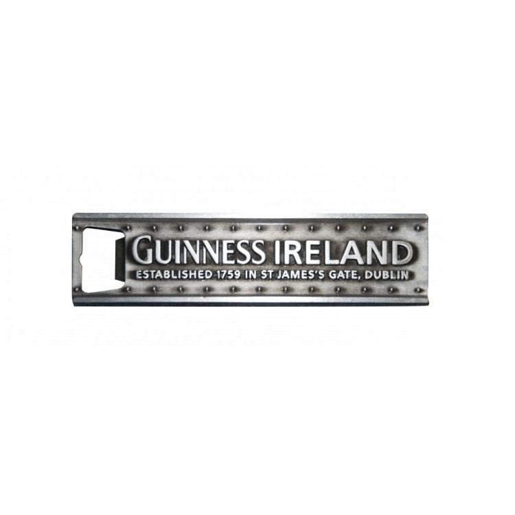 Guinness Guinness: Girder Bottle Opener Magnet