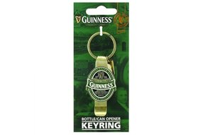 Guinness: Keyring Bottle Opener, Ireland