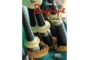 Book: How to Play Bagpipe w/CD