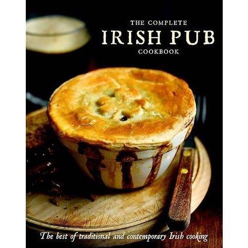 Book Book: The Complete Irish Pub Cookbook, Hardcover