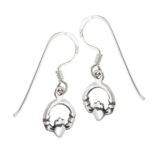 Welman Earring: SS Clad Dangle