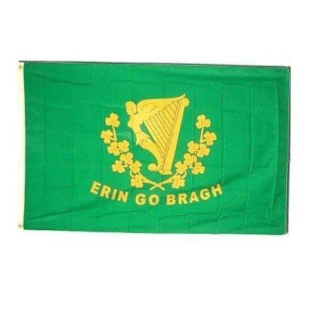 Flag: Erin Go Bragh, Poly 3x5