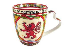 Mug: Scott Weave Ramp Lion