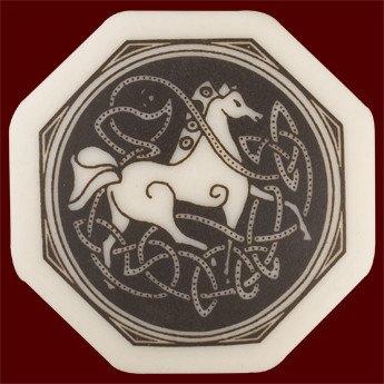 Necklace: Ceramic Horse