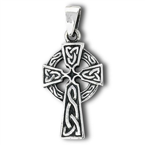 Pendant: SS Cross (Small)
