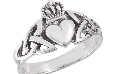 Ring: Heart 'n' Crown, Trinity, SS