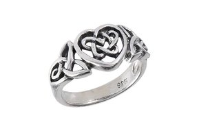 Ring: Love Knot, Trinity, SS