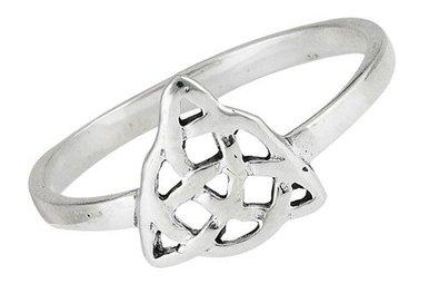 Ring: Trinity Knot, SS