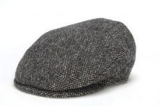 Hat: Vintage Wool Cap, Grey