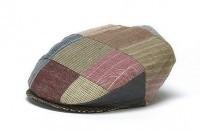Hat: Vintage Wool Cap, Brown