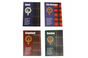 Scottish Clan Book