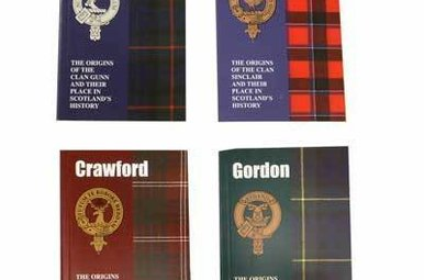 Scottish Clan Book