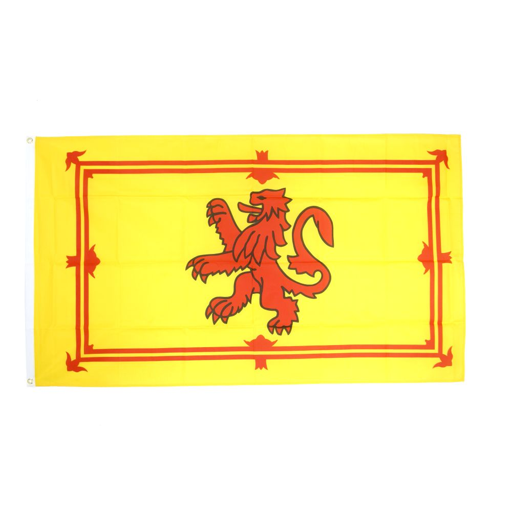 Flag: Scotland Lion, Poly 3X5