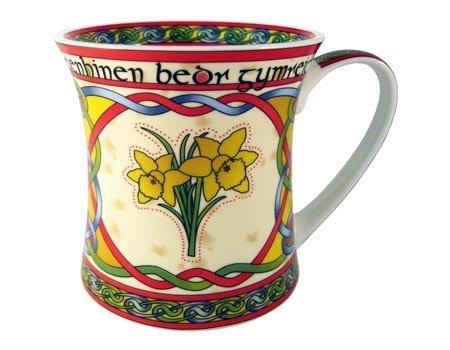 Clara Mug: Welsh Dafodil